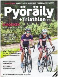 pyöeäily triathlon