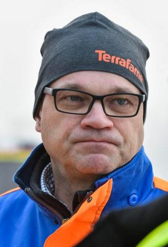 Juha Sipilä Terrafamella