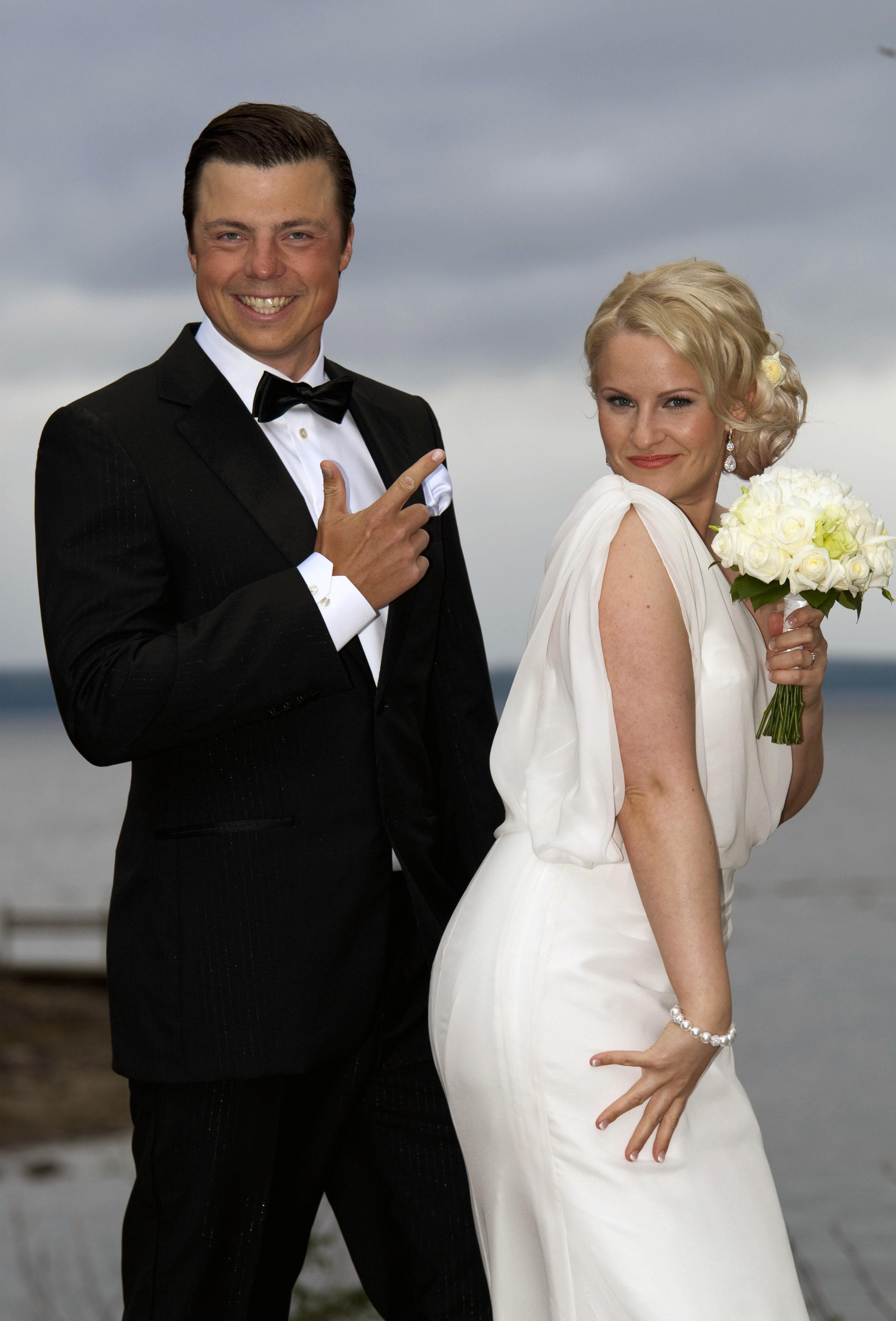 mr and mrs bond