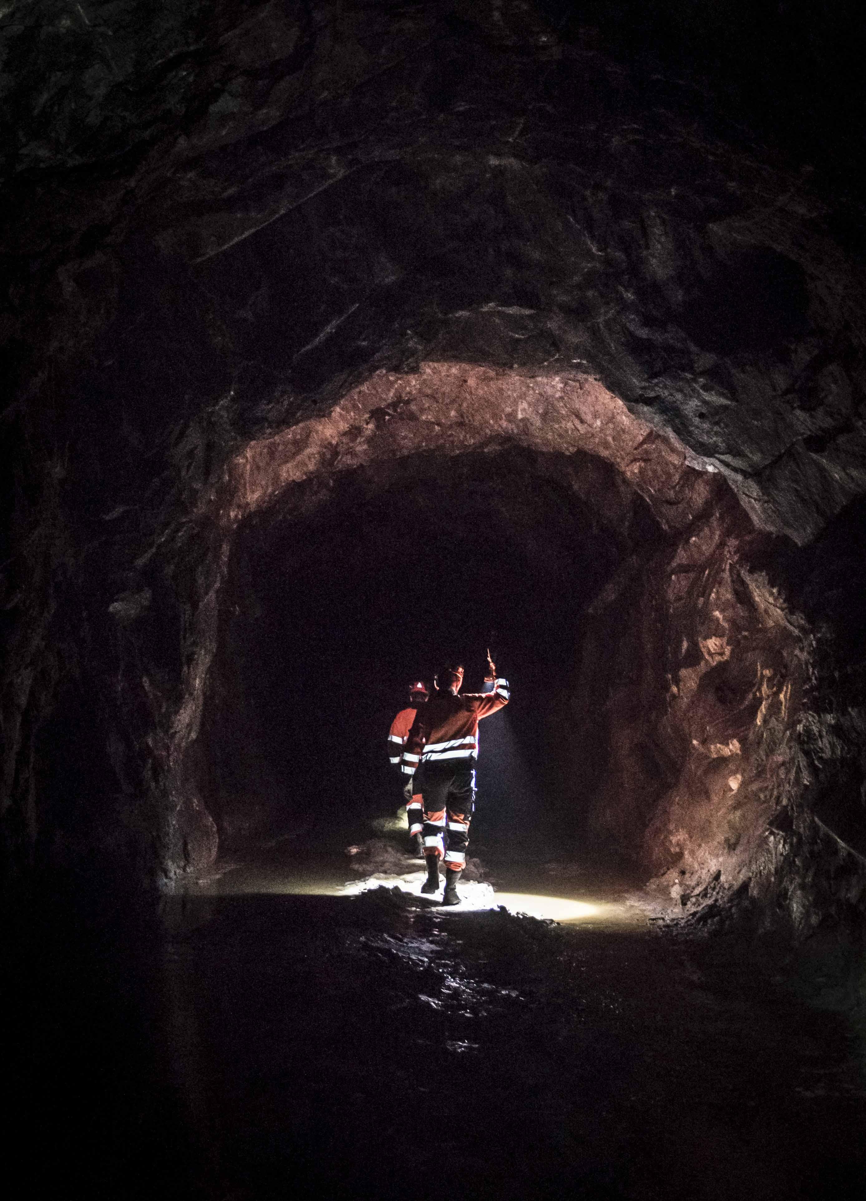 pieni kaivos